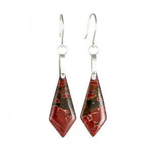 Stone Earrings - matched pairs
